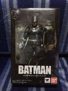 SH Figurarts Justice League Batman