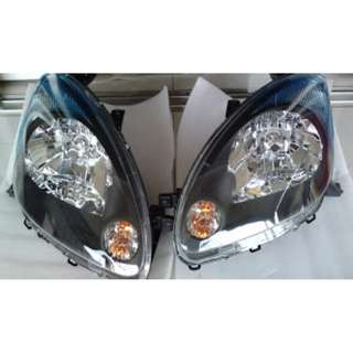 Perodua Myvi 08 Se SE2 headlamp