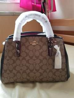 Fast Trade $1000 Coach Bag