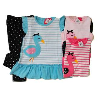 "Tutu Jumper Baby Girls ""Princess Swan"" (Celana Tutu) Brand Sunkiss"