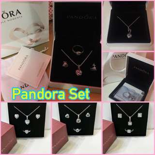 Pandora for sale rings earrings set and charms resellers are welcome
