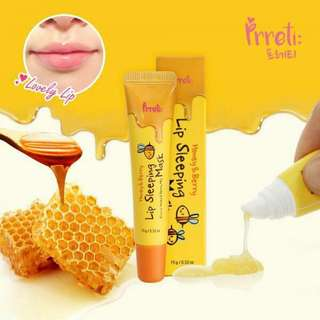 Pretti Honey Berry Lip Sleeping Mask