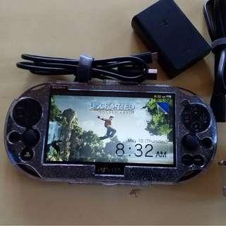 PS Vita + 5 Games
