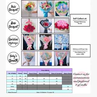 Mother's Day Bouquet - Promo!