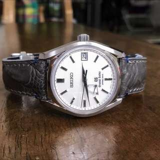 Grand Seiko SBGA125 aka the Blizzard