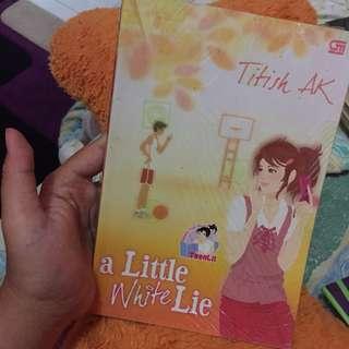 Novel a little white lie teenlit