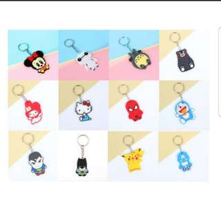 (5 for $5)Keychains