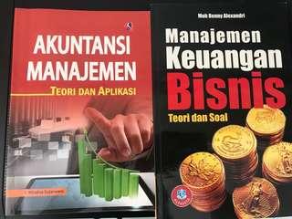 Obral 2 Buku Manajemen