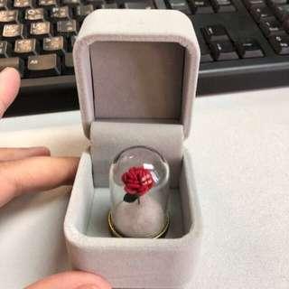 迷你玫瑰花擺設裝飾🌹