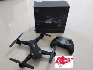 VISUO SHARK XS809S WITH ALTITUDE HOLD AND 2MP CAMERA