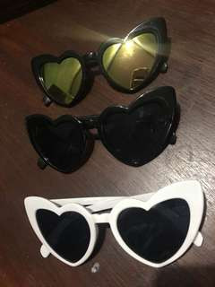 Heart Shape Sunnies