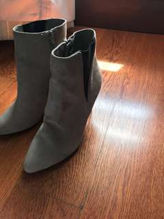 Forever21 Heeled Boots