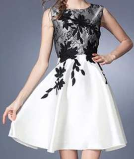 Elegant fashion dress