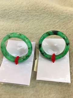 Jadeite ring 天然缅甸玉戒指💍