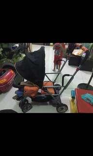 Joovy Caboose Double Stroller