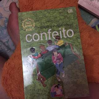 Novel Confeito teenlit