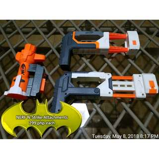 NERF FRONT/STOCK ATTACHMENTS