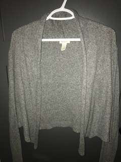 Forever 21 gray cardigan