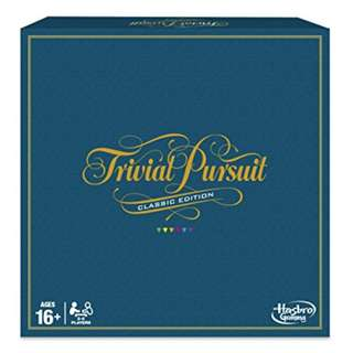 Trivial Pursuit Game: Classic Edition