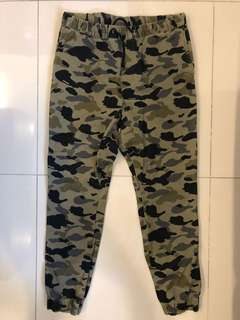 H&M camouflage