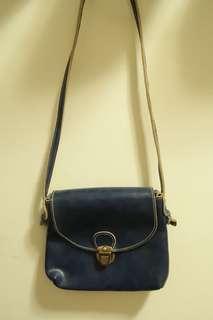 Blue Sling Bag - 100% New