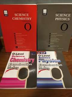 Chemistry and Physics OLevels