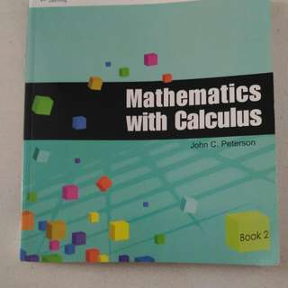 Mathematics With Calculus