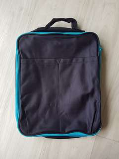 Laptop Bag, expandable with multi compartments (plus free gift)