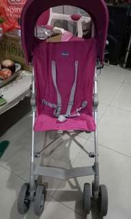 Chicco snappy stroller