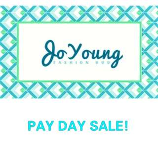 PAYDAY SALE!