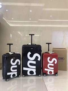 Rimowa x Supreme Luggage