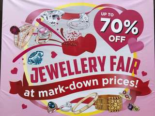 Jewelleries Sales!!
