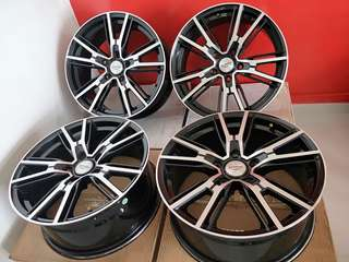 "17"" sport rims only"