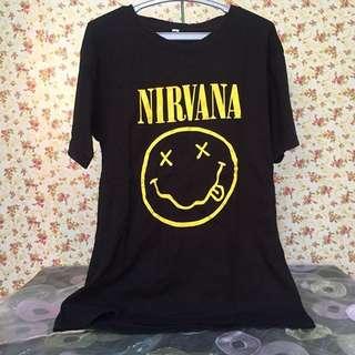 REPRICED Nirvana Tee