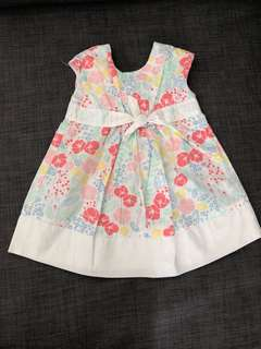 Baby Poney Collection Dress Flower
