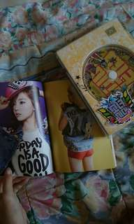 SNSD I Got A Boy album (Taeyeon)