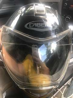 Helmet caberg size xl made in italy