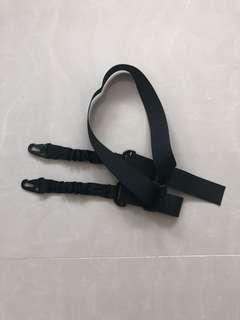 Nerf/Wbb 2 point sling
