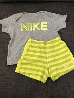 Nike Top and Pants Set