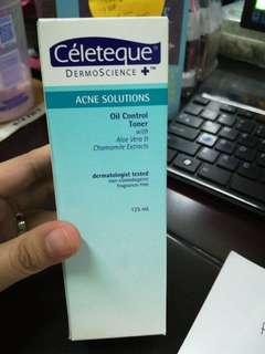 Celeteque Acne Solutions Oil Control Toner