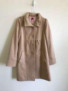🚚 全新 大衣毛料外套
