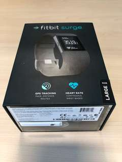Fitbit Surge - Brand New