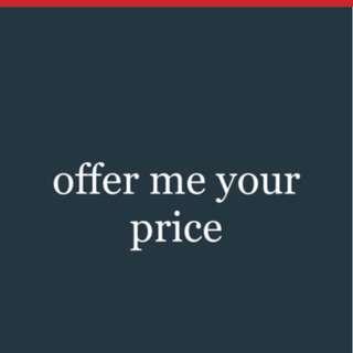 markdown price