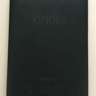 Amazon Kindle 4th Generation WiFi eBook Reader with cover Model: D01100