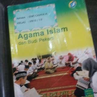 Agama Islam dan Budi Pekerti kls 8