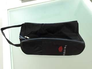 NEW! Black Shoe Bag ❤ Spacious ❤With Handle❤Last 2 sets