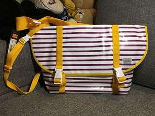全新品 日本原裝 head porter 防水 messenger bag