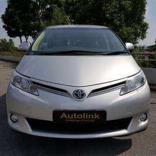 Toyota Previa For Rent
