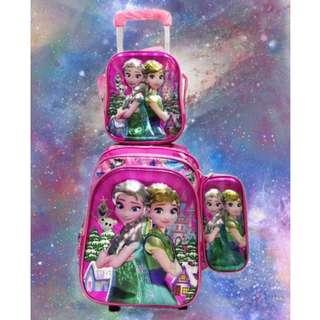 Detachable 3in1 Trolley Bag