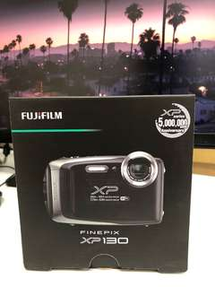 Fujifilm XP130 - waterproof
